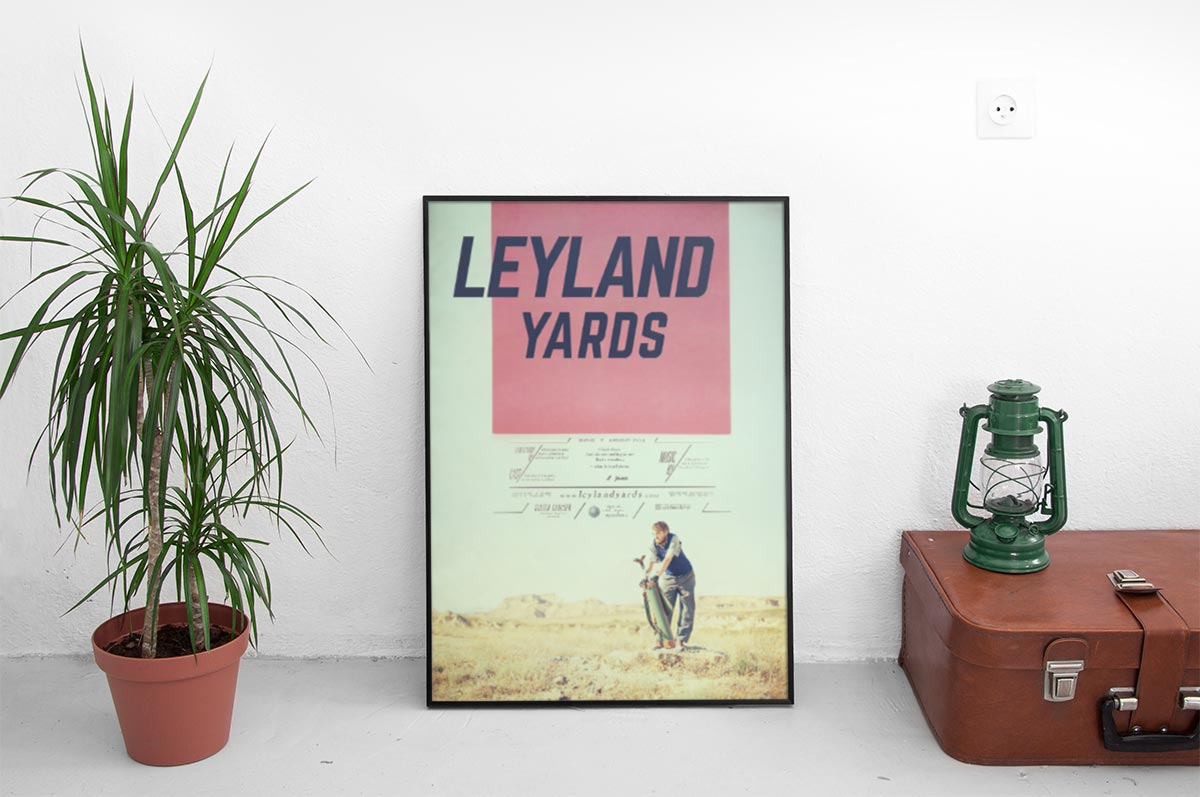 Leyland Yards, Leyland Yards, Short Movie, Desert, Golf, Fiction, Scotch Carlsen, Marc Schemmer, Christian Lorenz, Christopher Schlierf